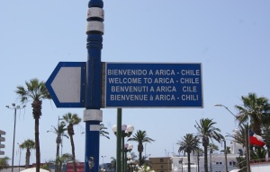 Welcome to Arica!